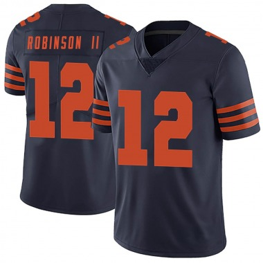 Youth Nike Chicago Bears Allen Robinson Alternate Vapor Untouchable Jersey - Navy Blue Limited